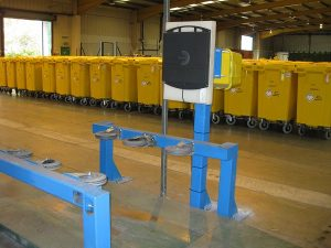 RFID Systems - Trovan Clinical Waste Recycling Plant