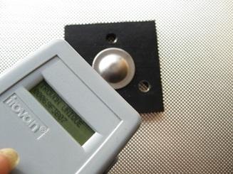 RFID Systems - Trovan metal helmet tag carrier